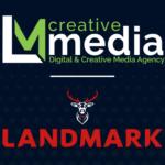 Digital Agency LM Creative Media Partners with Landmark Underwriting